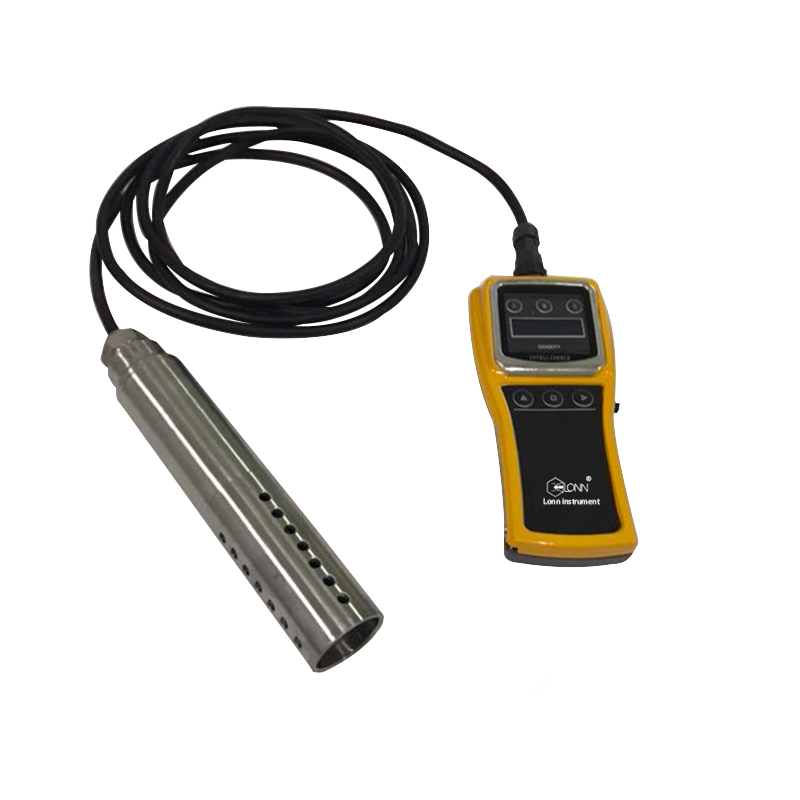 LONN600-4A Handheld Digital Density Meter, Portable Concentration Meter